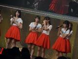 4月13日、NGT48の本拠地である新潟・朱鷺(とき)メッセでNGT48の単独コンサート開催決定に歓喜の涙 (C)ORICON NewS inc.