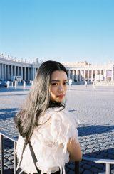 杉咲花の1st写真集『ユートピア』(東京ニュース通信社)が3月発売