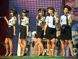 NMB48がミニスカポリス姿に (C)ORICON NewS inc.