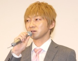 ドラマ『モブサイコ100』の記者会見に出席した波岡一喜 (C)ORICON NewS inc.