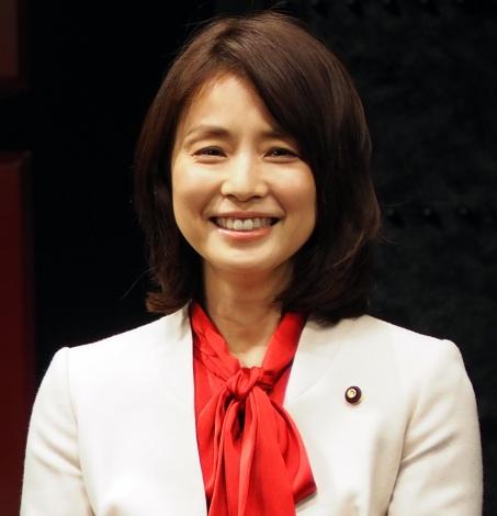 ドラマ『BG〜身辺警護人〜』制作発表会見に出席した石田ゆり子 (C)ORICON NewS inc.
