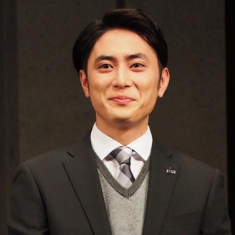 ドラマ『BG〜身辺警護人〜』制作発表会見に出席した間宮祥太朗 (C)ORICON NewS inc.