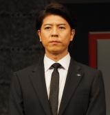 ドラマ『BG〜身辺警護人〜』制作発表会見に出席した上川隆也 (C)ORICON NewS inc.