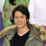 TBS系火曜ドラマ『きみが心に棲みついた』制作発表会見に出席した桐谷健太 (C)ORICON NewS inc.