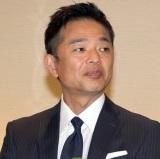 JNN企画大賞『大ナスカ〜最後の謎〜』の制作発表記者会見に出席した恵俊彰 (C)ORICON NewS inc.