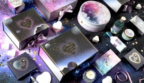 サムネイル SABON 2018バレンタインコレクション『LET YOUR HEART FOLLOW THE STARS』