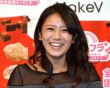 『よしもと47シュフラン2018』開催発表会見に参加した福本愛菜 (C)ORICON NewS inc.