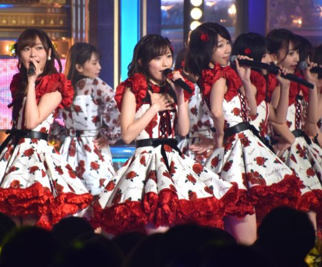 AKB48=『第50回日本有線大賞』 (C)ORICON NewS inc.