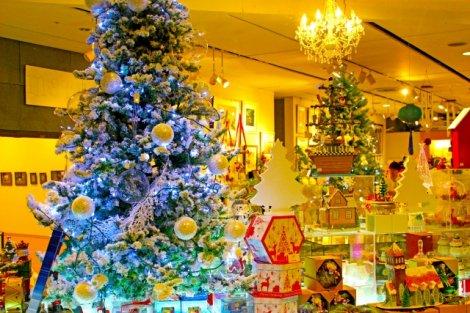 週末の「クリスマスショッピング」を英会話で(写真はイメージ)