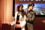 1月18日に誕生日を迎えた知英、山崎育三郎 (C)清智英・大倉かおり/講談社・2018映画「レオン」製作委員会