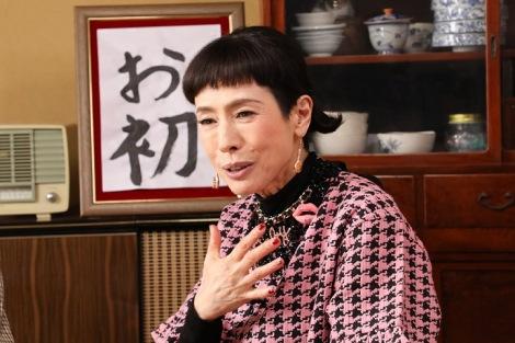 1月20日放送、『カンテレ開局60周年特別番組 60超えてお初です』収録写真=久本雅美(C)カンテレ