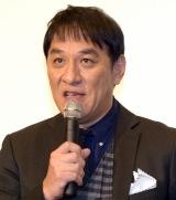 映画『サニー/32』完成披露舞台あいさつに登壇したピエール瀧 (C)ORICON NewS inc.