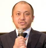 映画『サニー/32』完成披露舞台あいさつに登壇した白石和彌監督 (C)ORICON NewS inc.