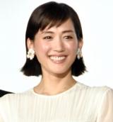 映画『今夜、ロマンス劇場で』ジャパンプレミアに出席した綾瀬はるか (C)ORICON NewS inc.