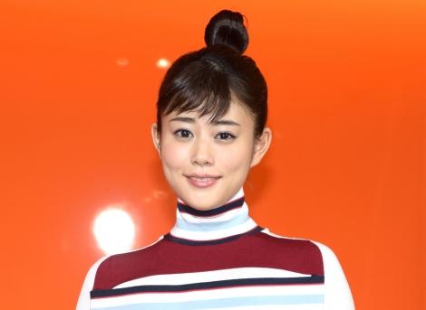 サムネイル 今年の抱負を語った高畑充希 (C)ORICON NewS inc.