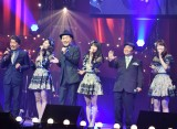 ダチョウ倶楽部とコラボ=「第7回AKB48紅白対抗歌合戦」の模様 (C)ORICON NewS inc.