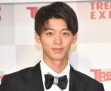 2017年ブレイク俳優ランキングで首位に輝いた竹内涼真 (C)ORICON NewS inc.