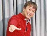 """おなじみの""""ルイルイポーズ""""を決めた太川陽介 (C)ORICON NewS inc."""