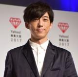 『第68回NHK紅白歌合戦』のゲスト審査員に決定した高橋一生 (C)ORICON NewS inc.