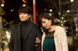 1月27日放送の第2話より釈由美子がレギュラーに出演。左は白洲迅(C)テレビ朝日