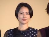 映画『嘘を愛する女』の公開初日舞台あいさつに登壇した長澤まさみ (C)ORICON NewS inc.
