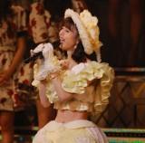 TOKYO DOME CITY HALLで行われている楽曲版総選挙イベント『AKB48グループ リクエストアワー セットリストベスト100 2018』において卒業を発表したNMB48・市川美織 (C)ORICON NewS inc.