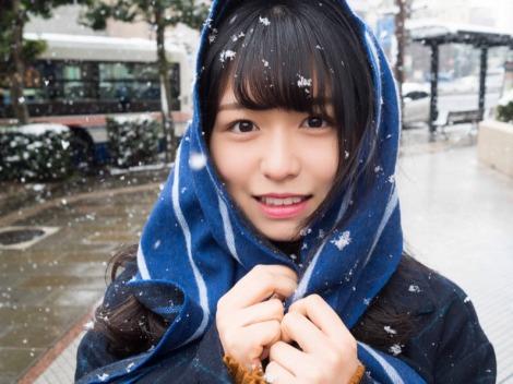 サムネイル 長濱ねる写真集ツイッターに投稿された「#長崎デートなうに使っていいよ」画像が話題に