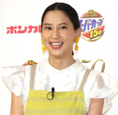 『大塚食品ボンカレー50周年記念発表会』に出席した河北麻友子 (C)ORICON NewS inc.