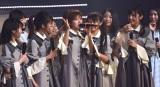 涙ぐむ岡田奈々=『STU48単独コンサート〜ファンになってください〜』の模様 (C)ORICON NewS inc.