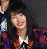 横山由依 =『第3回AKB48グループドラフト会議』 (C)ORICON NewS inc.