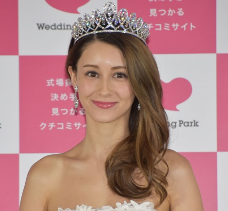 『WID2018-Wedding Park Innovation DAY-』に出席したダレノガレ明美 (C)ORICON NewS inc.