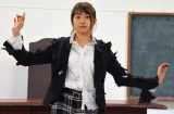 舞台『熱海殺人事件 CROSS OVER 45』のけいこ場公開に参加した木崎ゆりあ (C)ORICON NewS inc.
