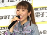 芸能界のライバルは菊地亜美と宣言した若槻千夏 (C)ORICON NewS inc.