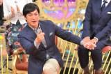 日本テレビ系バラエティー『一周回って知らない話』に出演する辻岡義堂(C)日本テレビ