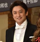 ミュージカル『ジキル&ハイド』の製作発表記者会見に出席した石丸幹二 (C)ORICON NewS inc.