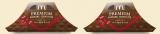三角柄とハート柄の2種類のパッケージが数量限定で登場