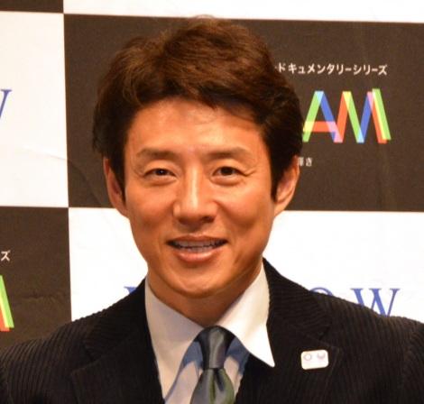 松岡修造=WOWOWドキュメンタリーシリーズ『WHO I AM』トークセッション (C)ORICON NewS inc.