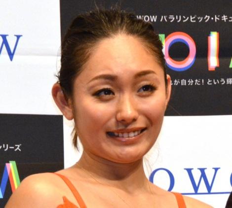 安藤美姫 =WOWOWドキュメンタリーシリーズ『WHO I AM』トークセッション (C)ORICON NewS inc.