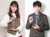 「主演女優賞」の高畑充希(左)と「助演男優賞」を獲得した竹内涼真 (撮影:草刈雅之、鈴木かずなり)