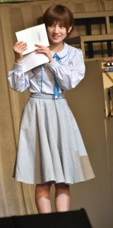 岡田奈々=『第3回AKB48グループドラフト会議』 (C)ORICON NewS inc.