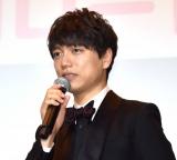 山崎育三郎=映画『レオン』完成披露試写会 (C)ORICON NewS inc.