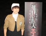 新宿バルト9で1日劇場支配人に就任した梶裕貴 (C)ORICON NewS inc.
