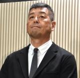 野村沙知代さんを追悼した角盈男氏 (C)ORICON NewS inc.
