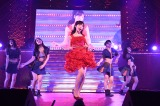 TOKYO DOME CITY HALLで1月13日に行われた『AKB48 チーム8選抜コンサート〜僕たちは熱狂する〜』の模様 (C)AKS