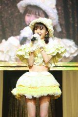 NMB48卒業を発表した市川美織 (C)AKS