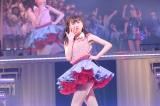 76位はこの日18歳の誕生日だった松岡はなのソロ曲「女の子だもん、走らなきゃ!」