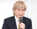 引退を発表した小室哲哉 (C)ORICON NewS inc.