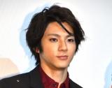 映画『二度めの夏、二度と会えない君』初日舞台あいさつに出席した山田裕貴 (C)ORICON NewS inc.