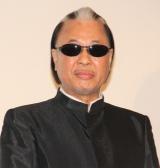 映画『風の色』の初日舞台あいさつに出席したMr.マリック (C)ORICON NewS inc.
