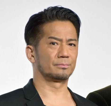 『CINEMA FIGHTERS』初日舞台あいさつに登壇したEXILE HIRO (C)ORICON NewS inc.